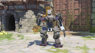 Bastion tombstone golden recon