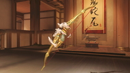 Hanzo lonewolf golden stormbow