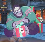 Winter Wonderland - Winston - Presents spray