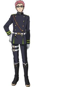 Seraph of the End - Shihō Kimizuki (Anime)