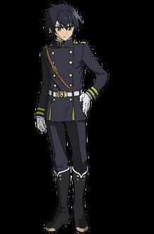 Yūichirō Hyakuya (Anime)