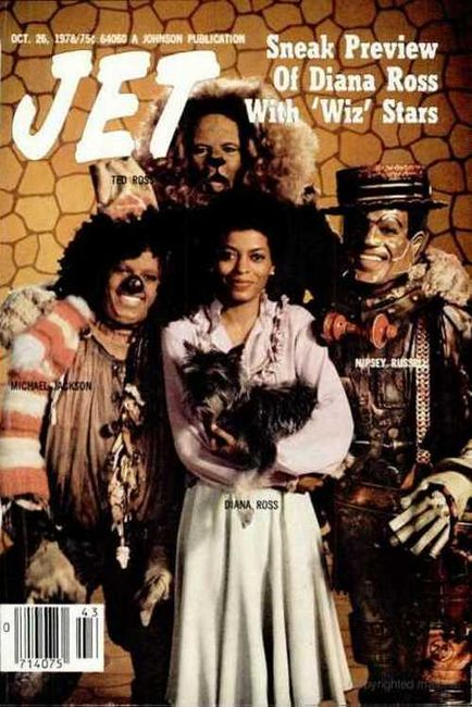Nipsey Russell wizard of oz