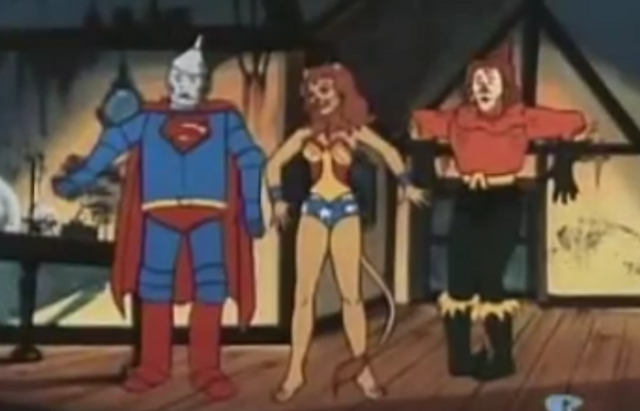 File:7 - Super Friends turned to Oz characters.PNG