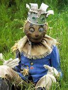 Return to Oz Scarecrow of Oz