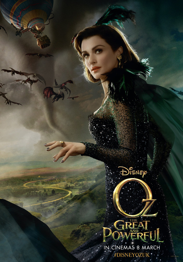 「oz the great and powerful evanora」の画像検索結果