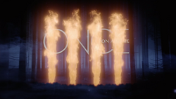OUAT flame wizard title