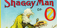 The Shaggy Man of Oz