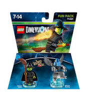 Lego Dimensions The Wizard of OZ