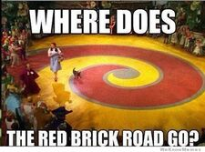 Where-does-the-red-brick-road-go