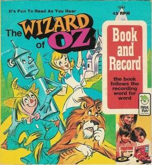 PeterPanWizardBookRecord45
