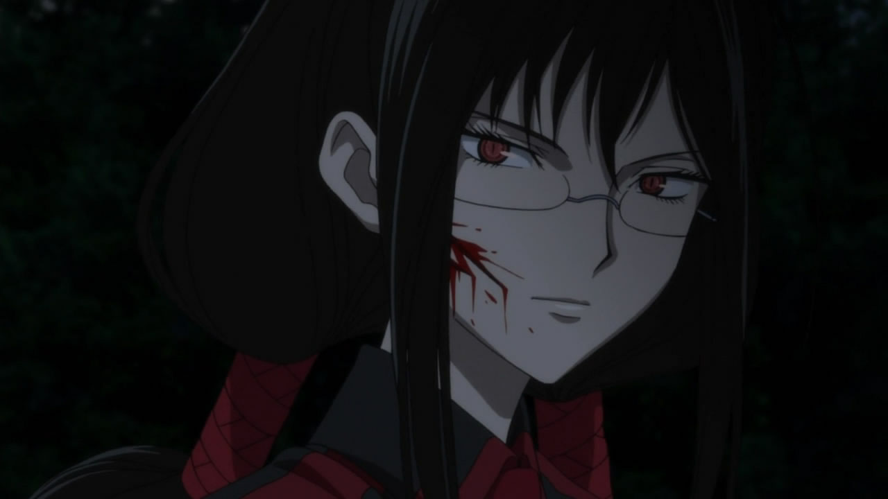 Blood C Anime Characters Wiki : Saya kisaragi heroes wiki fandom powered by wikia