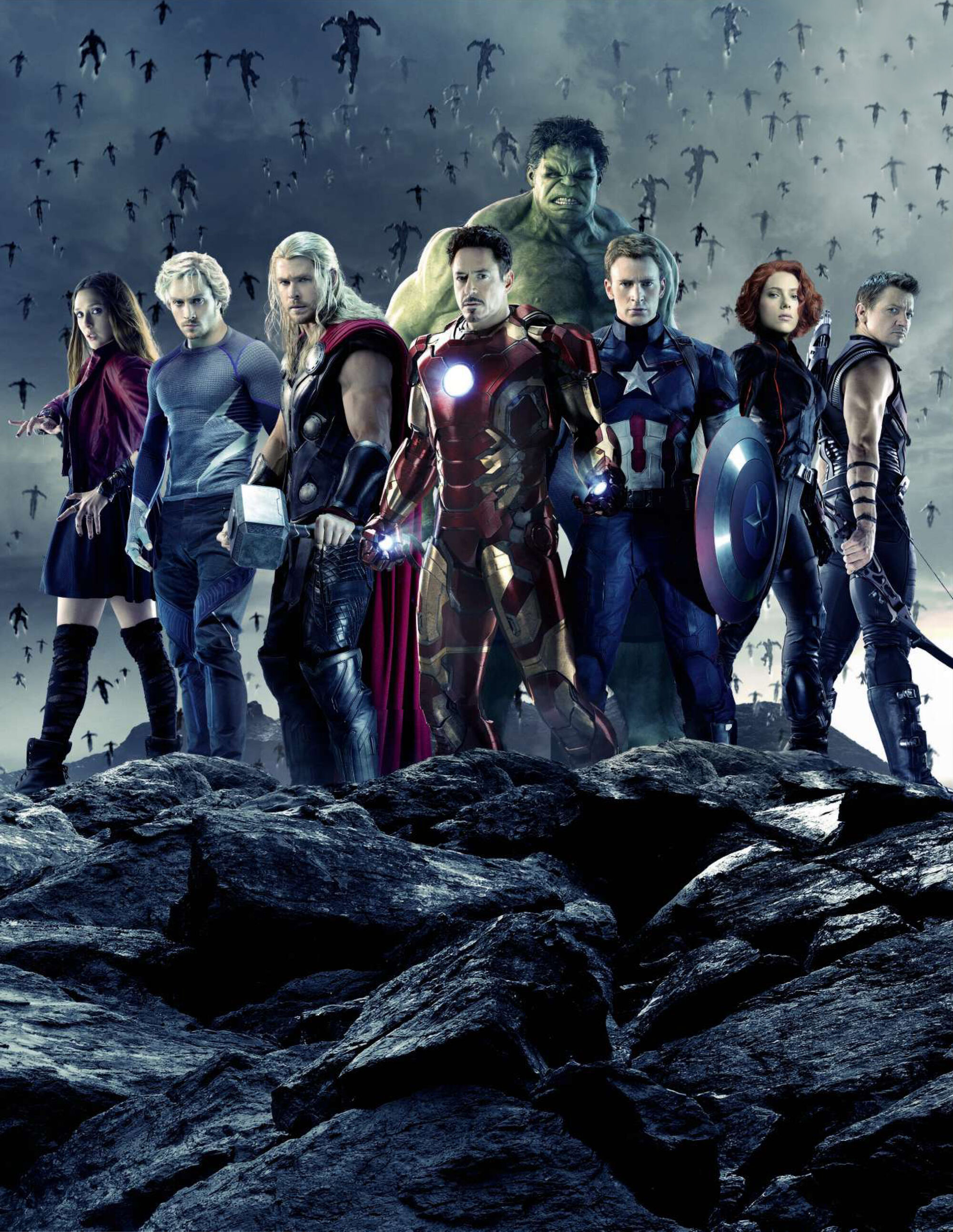 The avengers marvel cinematic universe heroes wiki fandom powered by wikia - Heros avengers ...