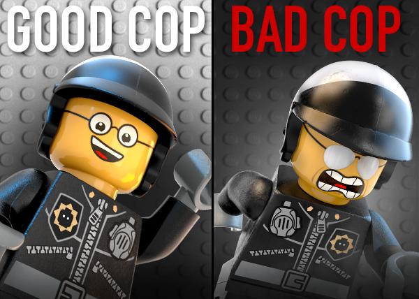 how to play good cop bad cop
