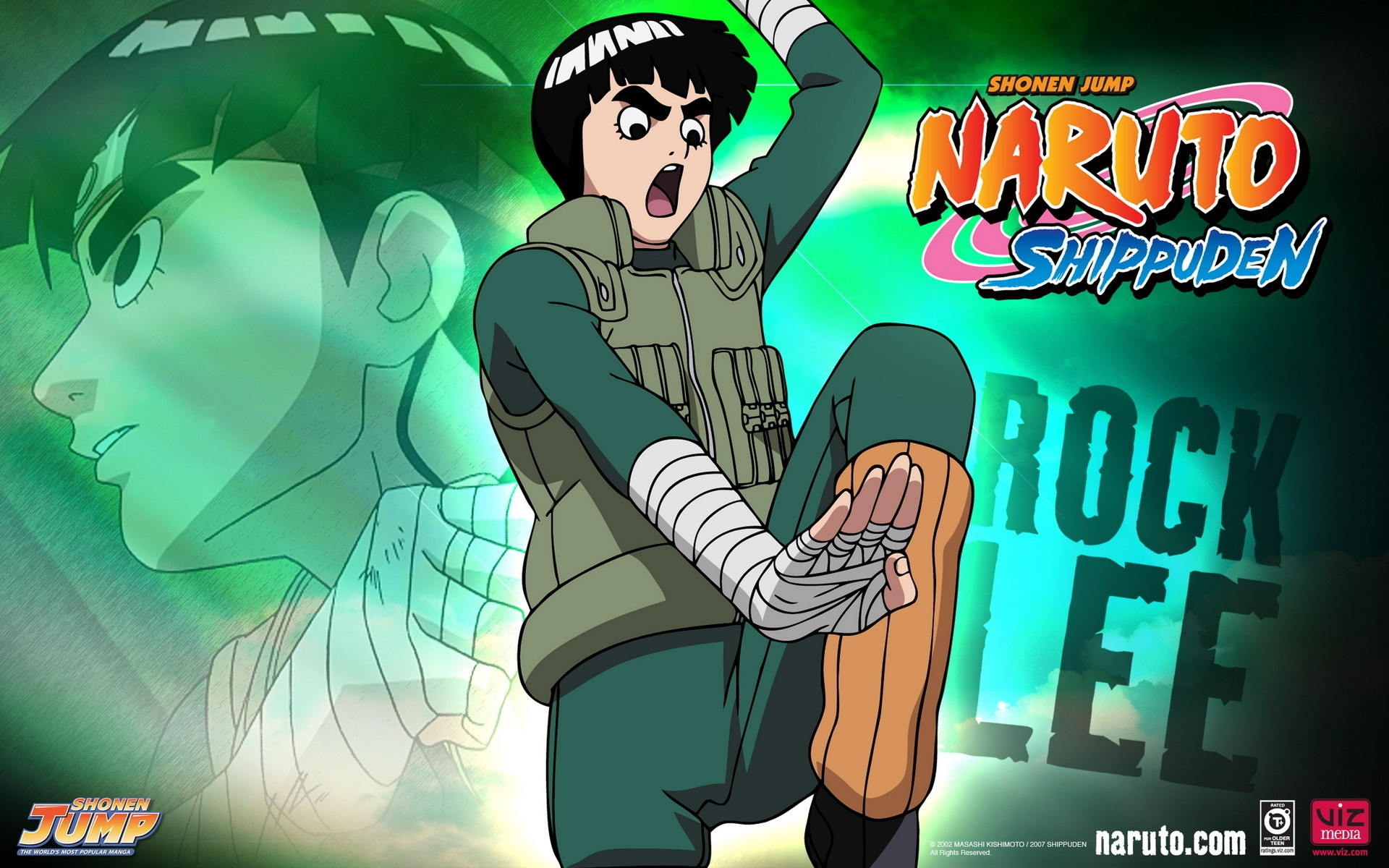 Image - Naruto-shippuden-anime-rock-lee-fresh-hd-wallpaper.jpg ...