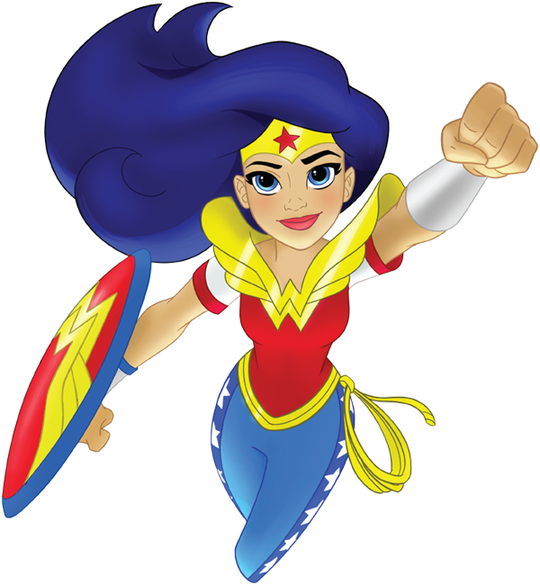 Wonder woman dc super hero girls heroes wiki fandom - Tabouret bar transparent fly ...