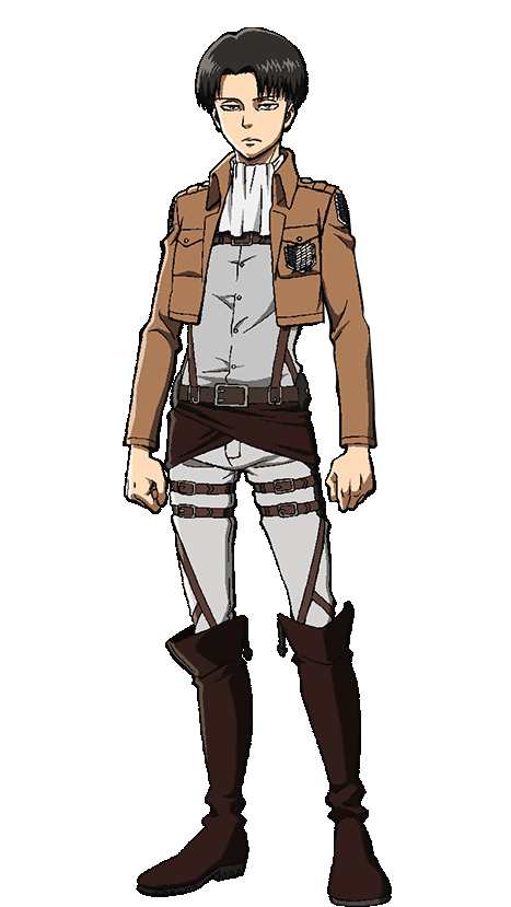 Image - Levi Full Body.png | Heroes Wiki | Fandom Powered ...