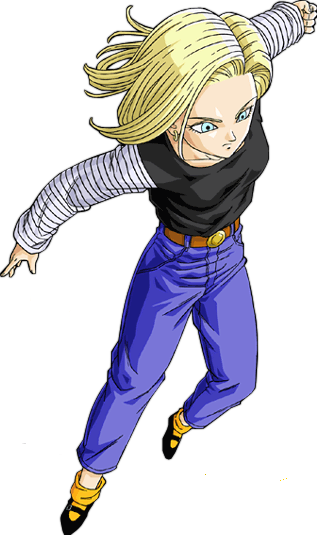 Image android 18 0 png heroes wiki fandom powered by wikia - Dragon ball z c18 ...