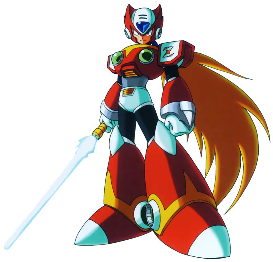 megaman-zero-x