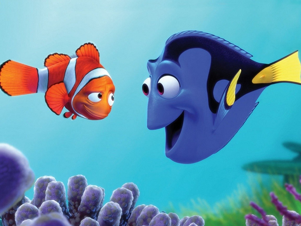 Image result for marlin and dory