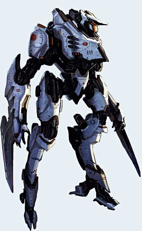 Tacit Ronin  Pacific Rim Eden Assassin