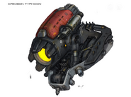 Crimson Typhoon Concept Art 02