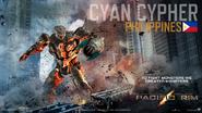 Cyan Cypher