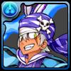 No.980  ブルーパイレーツ(藍海賊)