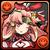 No.1191  紅焔の舞巫女・望月千代女(紅焰之舞巫女・望月千代女)