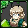 No.1182  グリーンフェアリー(綠色妖精)