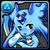 No.049  サファイアカーバンクル(藍寶石寶石獸)