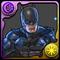 No.931  バットマン+SグローブAct(蝙蝠俠+電擊手套 發動)