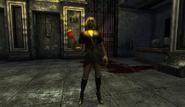 Nurse in Riot