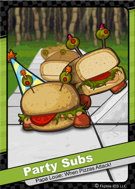 Party subs