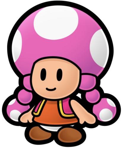 Toadette | Paper Mario Wiki | Fandom powered by Wikia