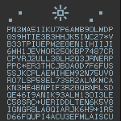 The cipher bearing the names of <a href=