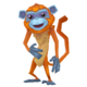 Pet-OrangeMonkey