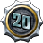 Badge level 20