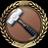 V badge ScrapyarderBadge