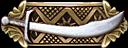 V badge SciroccoBadge