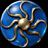 Badge giant octopus