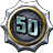 Badge level 50