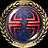 V badge ArachnosBadge