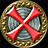 V badge TourismBadge