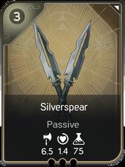 Silverspear card
