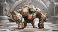 Rampage Copper Beast skin