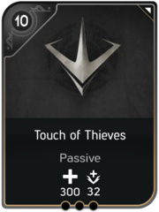 Touch of Thieves card