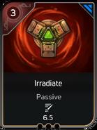 Irradiate