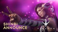Paragon - Shinbi Announce (Available Feb