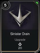 Sinister Drain