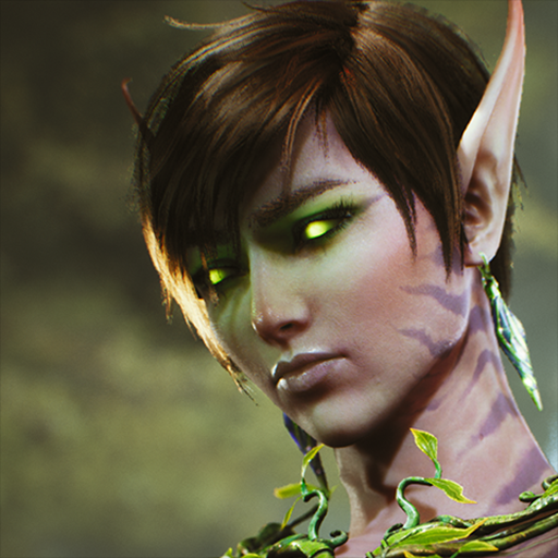Hero Portrait The Fey